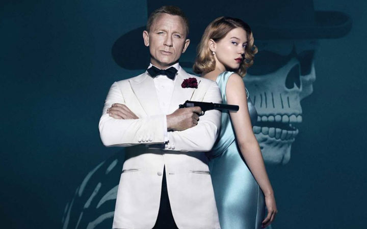 Bond 25 / No time to die — film 2021