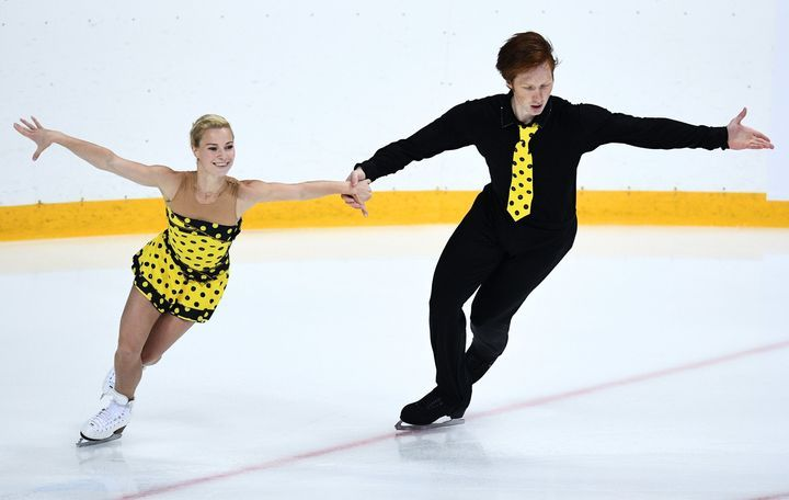 Championship of the USA on figure skating in 2021