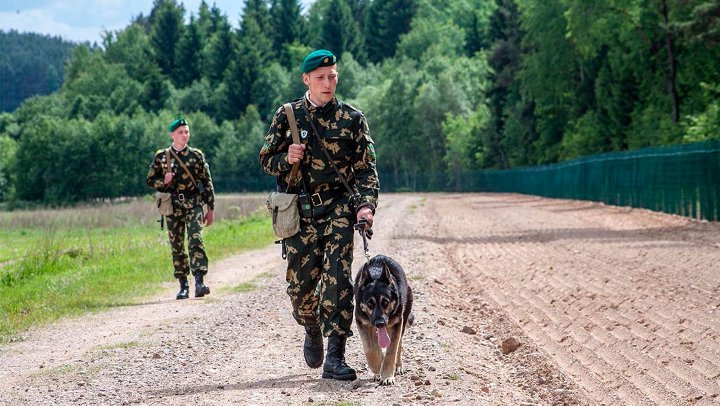 Border guards day in 2021