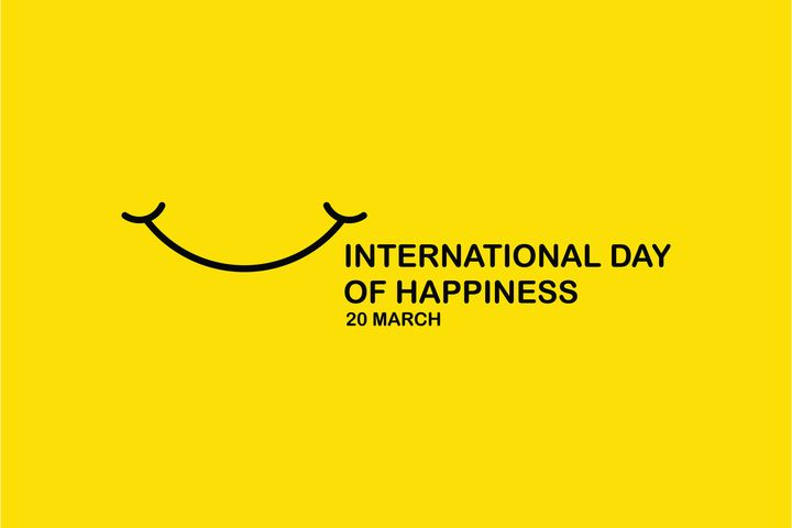 A day of happiness in 2021