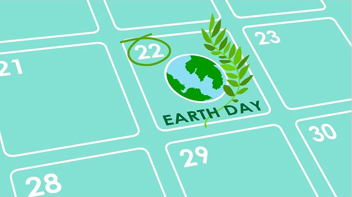 Earth day in 2021 — 2021 Year