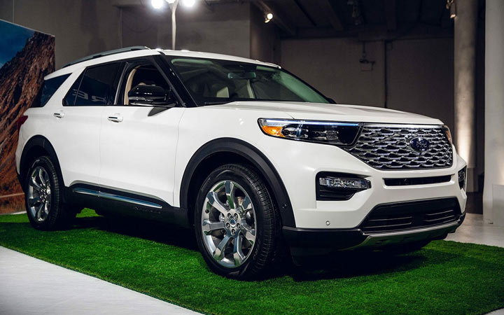 ford explorer 2021 — 2021 year