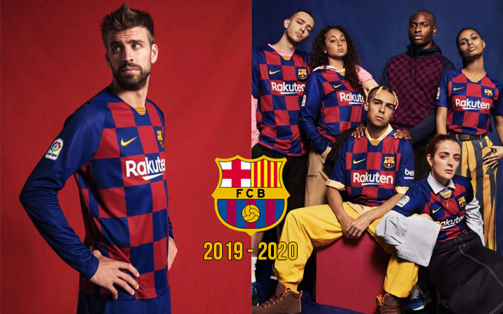 Form of Barcelona for the season 2020-2021 year