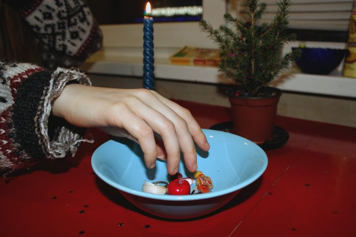 Divination on Christmas day in 2021