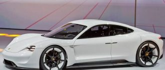 Electric cars 2020-2021 year: new