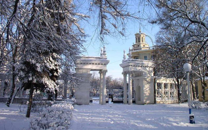 What will be winter in 2020-2021 year in Voronezh