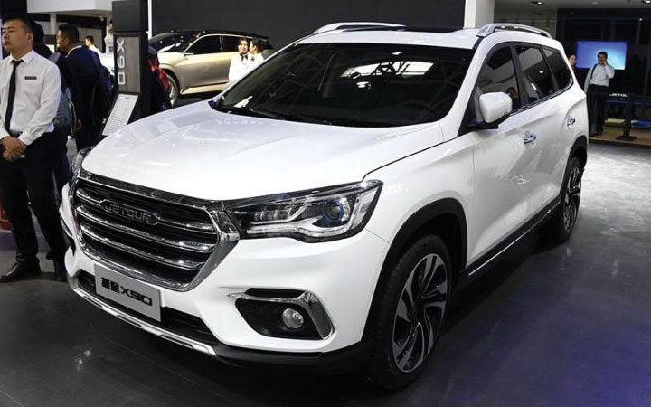 Chinese jeeps 2020-2021 year