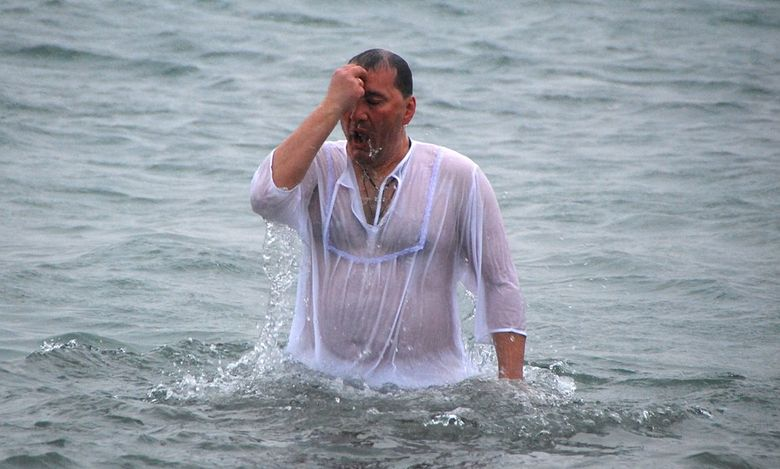 Baptism in 2021