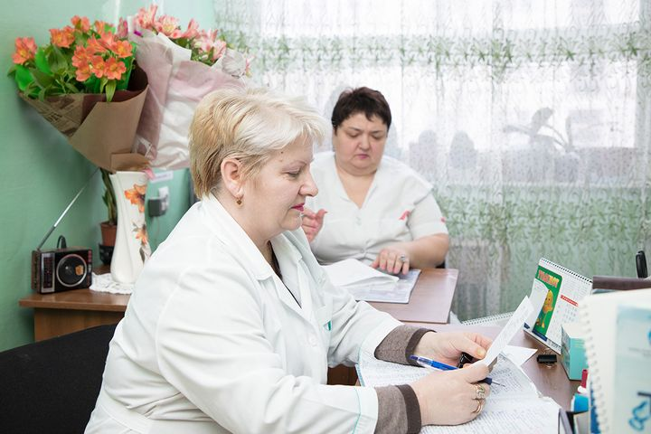 Preferential pension, health-care workers in 2021