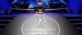Champions League 2020-2021 year