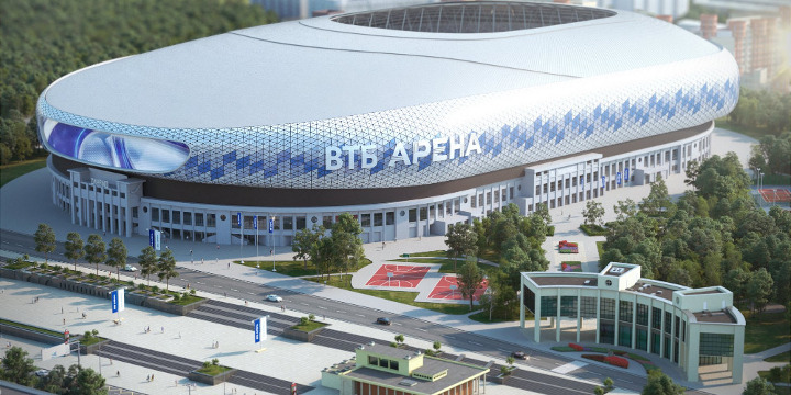 The KHL all-star game in 2021