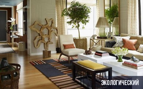 Fashionable interiors 2020-2021 year