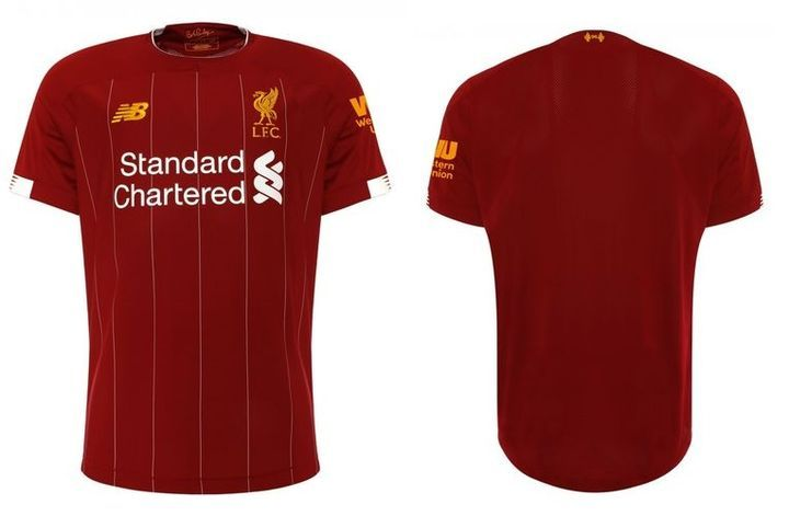 A new form of Liverpool 2020-2021 year