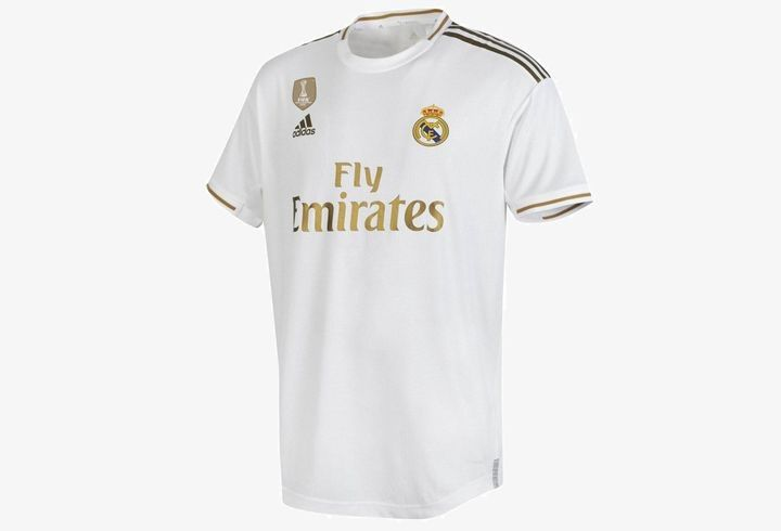 A new form of real Madrid 2020-2021 year
