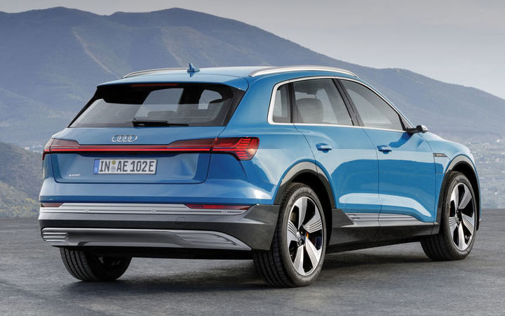 The new Audi 2020-2021 year
