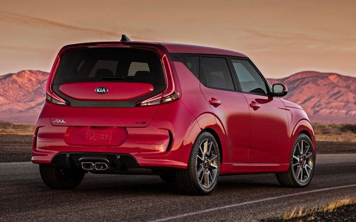 Novelties of a car of the year 2020-2021