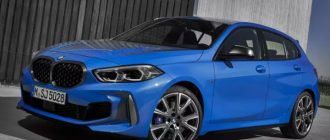 The new BMW 2020-2021 year