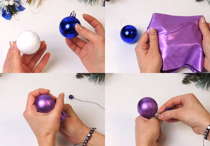 Christmas toys for 2021 with their hands