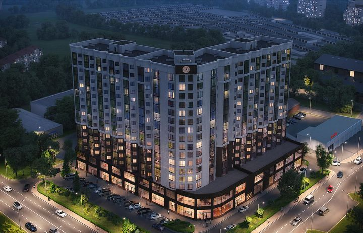 New buildings in Anapa with the delivery of the 2020-2021 year