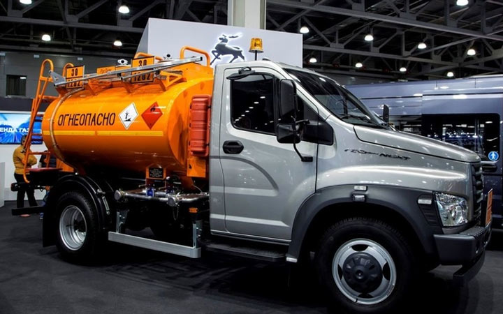 New models GAS year 2020-2021