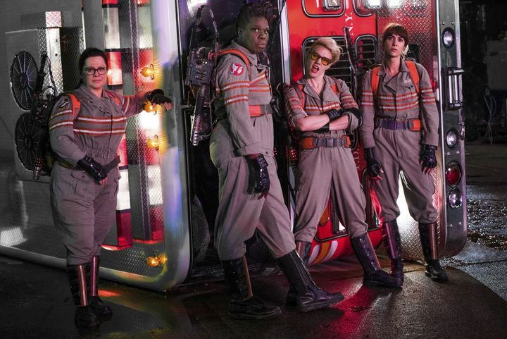 Ghostbusters 3 — movie 2021