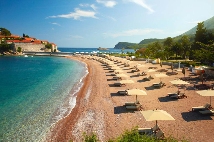 Holidays in Montenegro in 2021