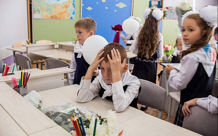 Five days in schools in 2020-2021 year