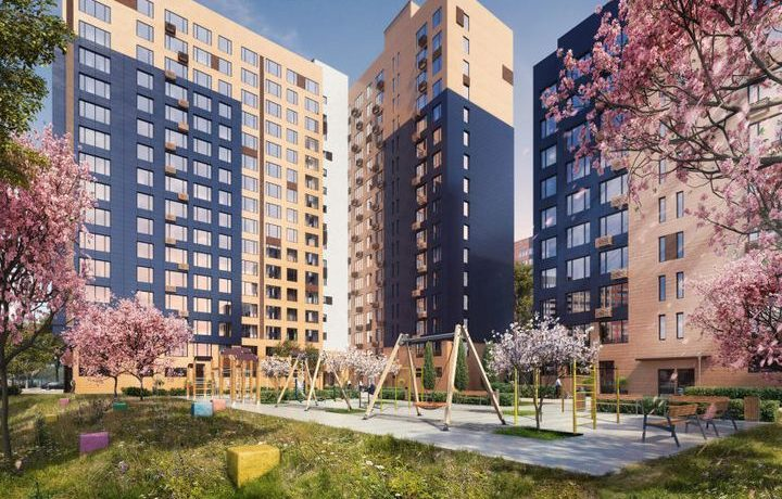 The planned new buildings in 2021