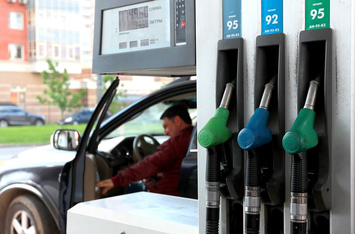 The rise in price of petrol in 2021