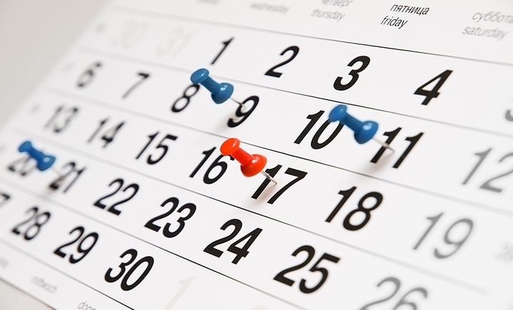 Factory calendar for 2021 in Tatarstan with the holidays