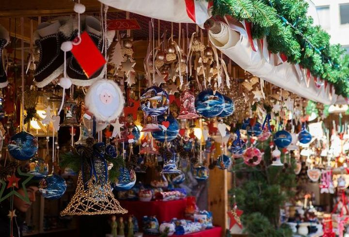 Christmas markets in Europe-in the 2020-2021 year