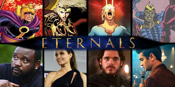 Eternal – movie 2021