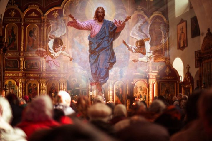 The rapture in 2021