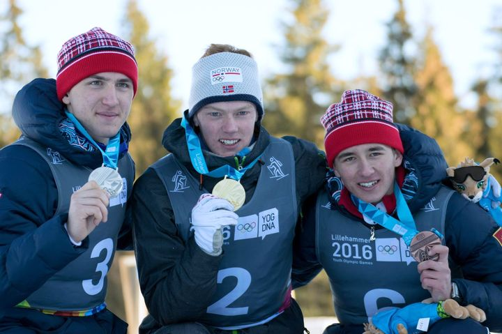 Winter youth Olympic games in 2021