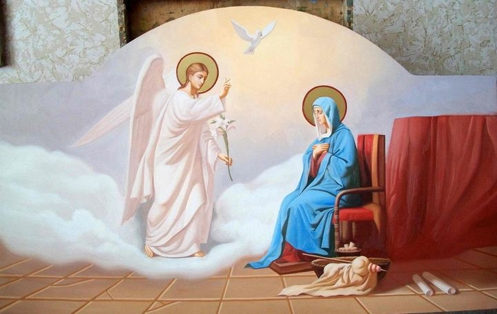 Annunciation in 2021: what date and date