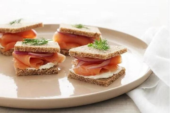 Sandwiches for the New year 2021 | new year's recipes