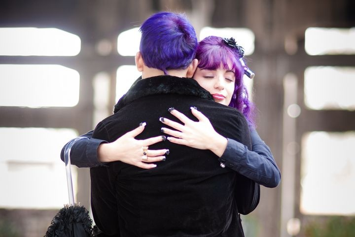 Hug day in 2021: what date, pictures, international and world