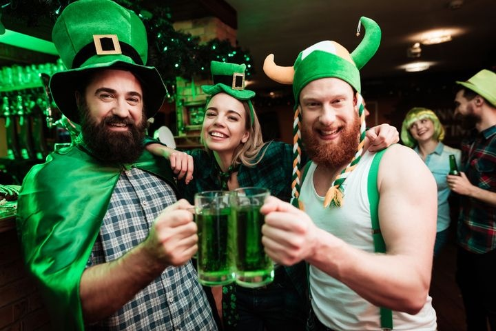 St. Patrick's day in 2021 | what date, parade in New-York
