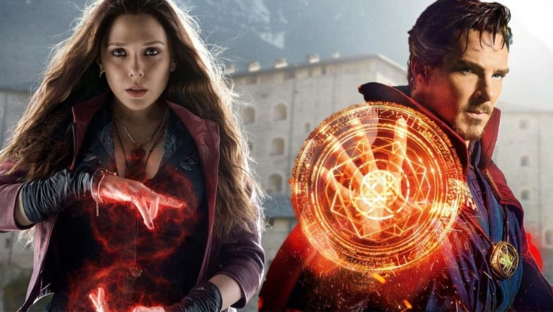Doctor strange and the multiverse of madness movie 2021 / release date, cast