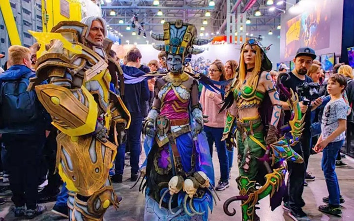 IgroMir 2021: date of the event in New-York, when it will be held, and how much the ticket costs