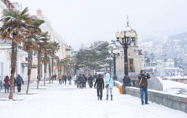 What will be the winter in Crimea in 2021-2022 | weather forecast