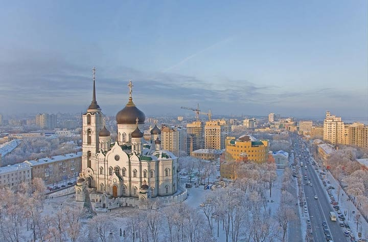 What will winter look like in Voronezh in 2021-2022 | weather forecast