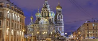 What will be the winter in Saint Petersburg in 2021-2022 | weather forecast