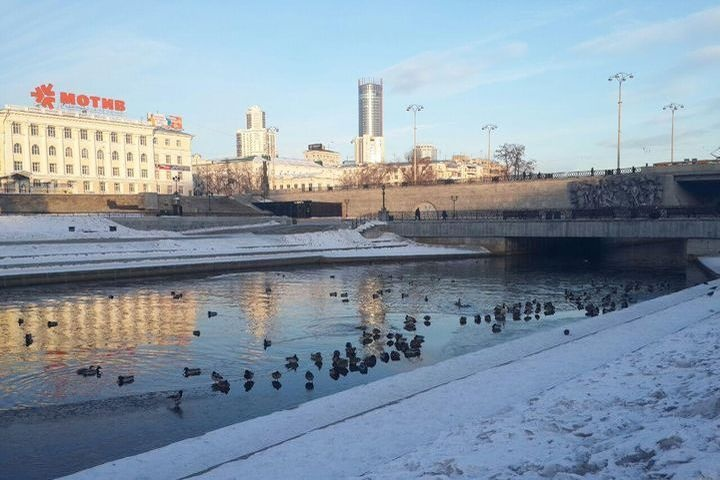 What will be the winter in Yekaterinburg in 2021-2022 | weather forecast