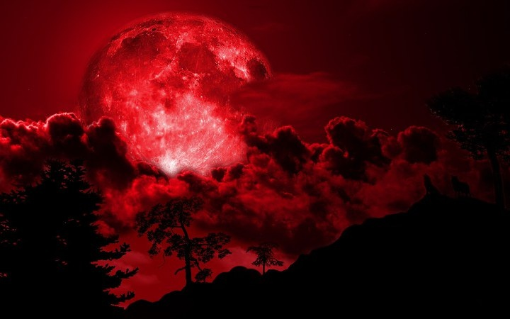 When will there be a blood Moon in 2021 | date