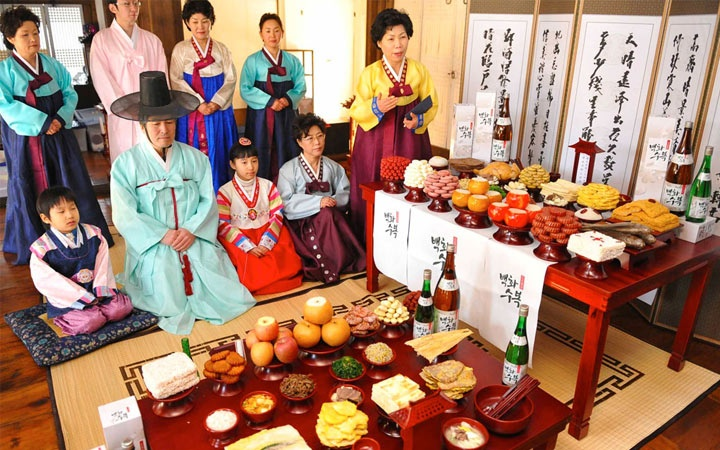 Korean New year 2021: what date and date