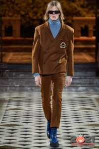 Men's clothing of the autumn-winter 2021-2022 season| fashion trends, trends