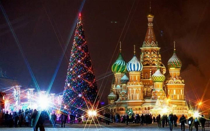New year 2021 on red square | tickets