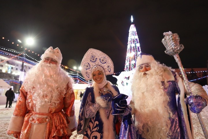 New year 2021 in Chelyabinsk | price, how and where to celebrate