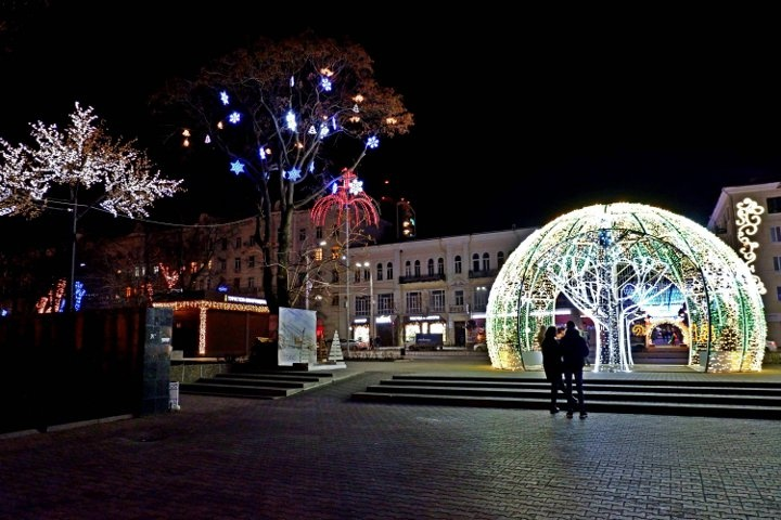 New year 2021 in Rostov-on-don | prices, new year's eve, where to meet